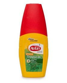 Bilde av AUTAN TROPICAL PUMPESPRAY 100ML