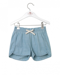 Bilde av Jente shorts i denim light blue fra Noa Noa