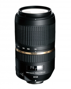 Bilde av Tamron AF SP 70-300/4,0-5,6 Di VC USD for Canon