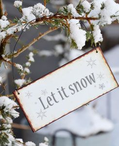 Bilde av Let it snow