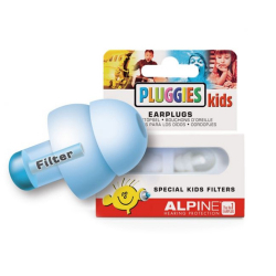 Alpine Pluggies for Kids, ørepropper for barn