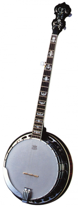 Bilde av Morgan BJ 75 BANJO M/CASE