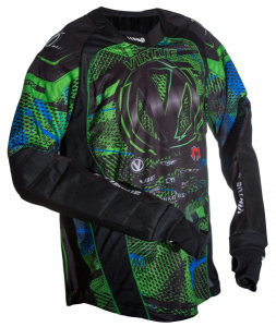 Bilde av Virtue Elite Jersey - Lime/Cyan