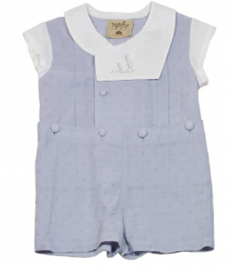 Bilde av Baby heldress Magnus faded blue fra Memini