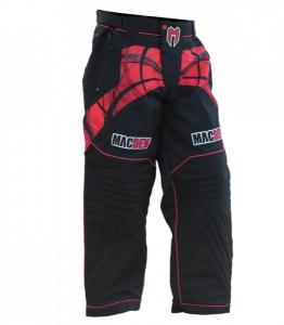 Bilde av MacDev Pants - Red / Black