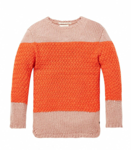 Bilde av Colour Block Pullover fra Scotch R'belle