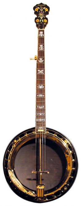 Bilde av Morgan BJ 85 BANJO W/CASE