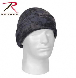Bilde av Deluxe Watch Cap Akryl - Midnight Digital