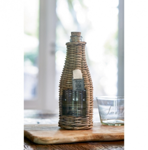 Bilde av RUSTIC RATTAN BOTTLE WINDOW