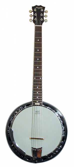 Bilde av Morgan BJ 36 6 STR BANJO W/CASE