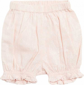 Bilde av Baby jente Faith pale dogwood rose shorts / bleiebukse fra