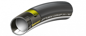 Bilde av Continental Grand Prix Attack Comp Tubular, 22-622mm