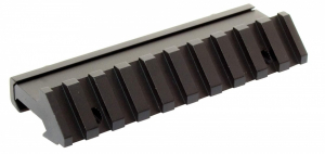 Bilde av 45 Graders Off-Set Rail 21mm