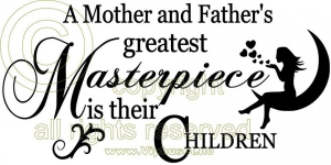 Bilde av A mother and fathers