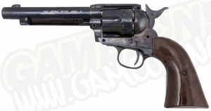 Bilde av Colt Peacemaker SAA .45 - 4.5mm BB - Blue