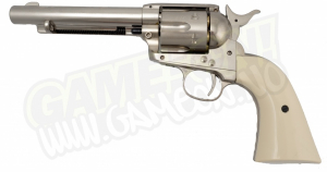 Bilde av Colt Peacemaker SAA .45 - 4.5mm BB - Nickel