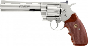 Bilde av Colt Python 6 - Nickel - 4.5mm BB