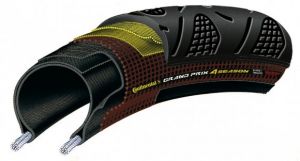 Bilde av Continental Grand Prix 4-Season V 25-622mm Foldbar dekk