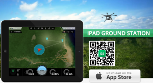 DJI iPad iOS Ground Station