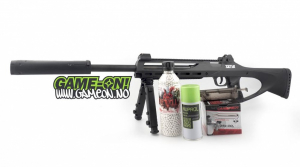 Bilde av ASG TAC6 Sniper Co2 - 6mm Softgun - KRAFTPAKKE