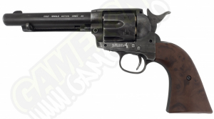 Bilde av Colt Peacemaker SAA .45 - 4.5mm BB - Antique