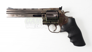 Bilde av Dan Wesson 715 Revolver - Steel Grey - 4.5mm Pellets