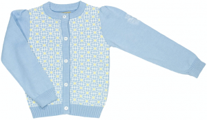 Bilde av cardigan daisy dream blue mix