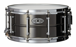 Bilde av Pearl SensiTone 14x6.5 Beaded Black Nickel Brass