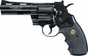 Bilde av Colt Python 4 - Sort - 4.5mm BB