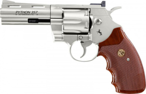 Bilde av Colt Python 4 - Nickel - 4.5mm BB