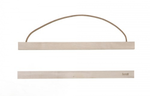 Bilde av ferm LIVING Wooden Frames maple