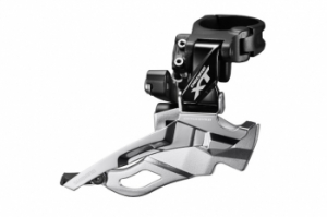 Bilde av Shimano XT FD-M8025-H, High Clamp, Down Swing 2 x 11-delt Fremgi
