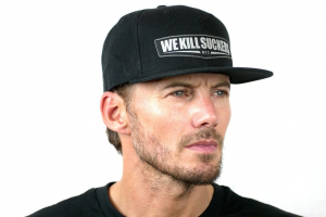 Bilde av Bunker Kings Snapback WKS Patch Caps - Black