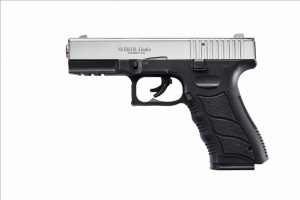 Bilde av Ekol G-Series Gediz - 9mm PAK - Shiny Chrome