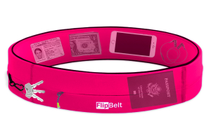 Bilde av FlipBelt Zipper Hot Pink