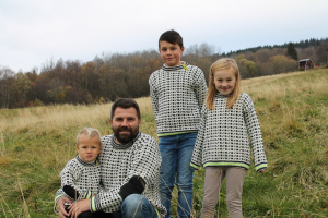 Image of Snorre woolen sweater kids