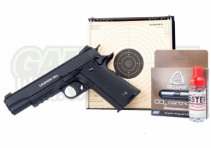 Bilde av Legends 1911 - 4.5mm BB Luftpistol - MINIPAKKE