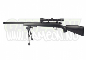 Bilde av EliteForce SX9 Sniper Springer - Black