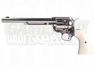 Bilde av Colt Peacemaker 7.5 SAA .45 - Nickel - 4.5mm Pellets