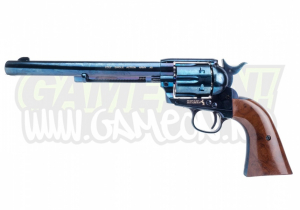 Bilde av Colt Peacemaker 7.5 SAA .45 - 4.5mm BB - Blued