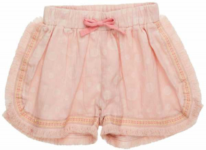 Bilde av Jente shorts Hella evening rose fra Mini A Ture