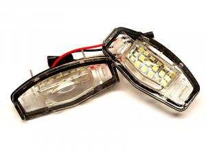 Bilde av Honda Civic/Accord LED