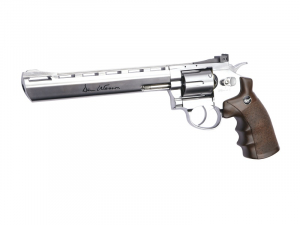 Bilde av Dan Wesson 8 Silver - 4.5mm BB