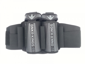 Bilde av Bunker Kings Supreme Pro 2-Pack - Stealth Gray