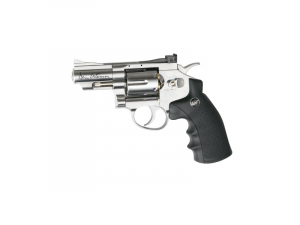 Bilde av Dan Wesson Revolver 2.5 Chrome - 4.5mm BB
