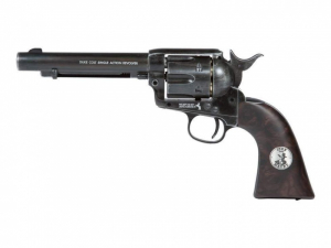Bilde av Duke Colt SAA .45 - John Wayne Edition - 4.5mm BB - Black
