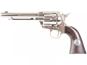 Bilde av Duke Colt SAA .45 - John Wayne Edition - 4.5mm BB - Nickel