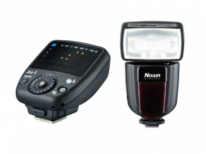 Bilde av Nissin Di700A + Air 1 Kit for Nikon