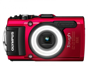 Bilde av Olympus Tough TG-4 + LG-1 kit