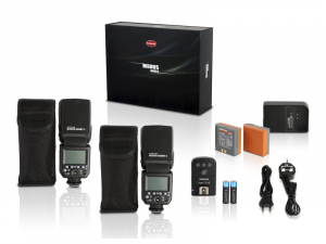 Bilde av HÄHNEL MODUS 600RT WIRELESS PRO KIT Nikon